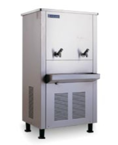 Model:Sdlx480 (Fully Stainless Steel) Storage Capacity:80Litres,Cooling Capacity:40Litres Per/Hr. Faucet:2Nos