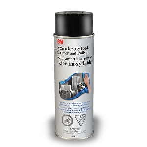 3M YP208061728 Stainless Steel Cleaner (Pack of 5)