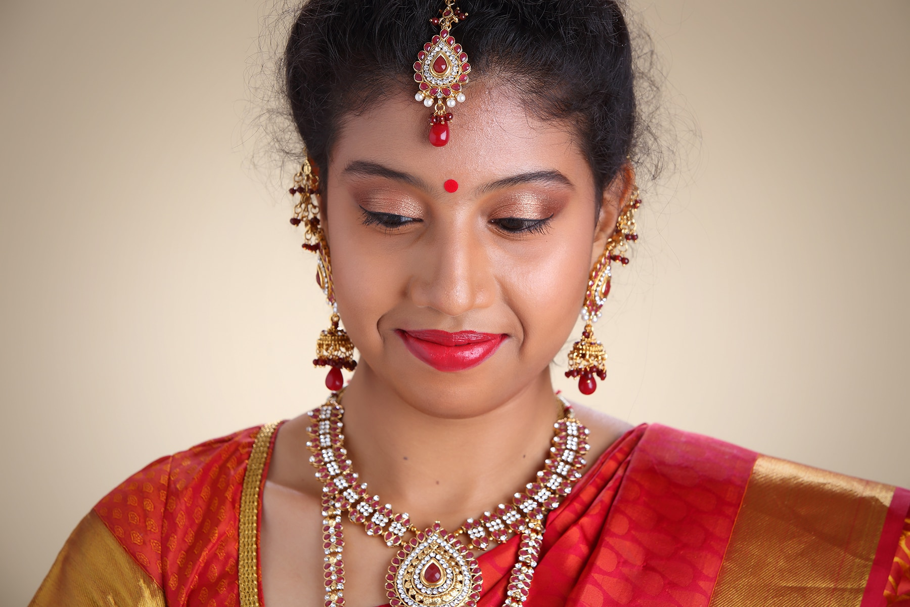 Air-brush Makeup in Chennai