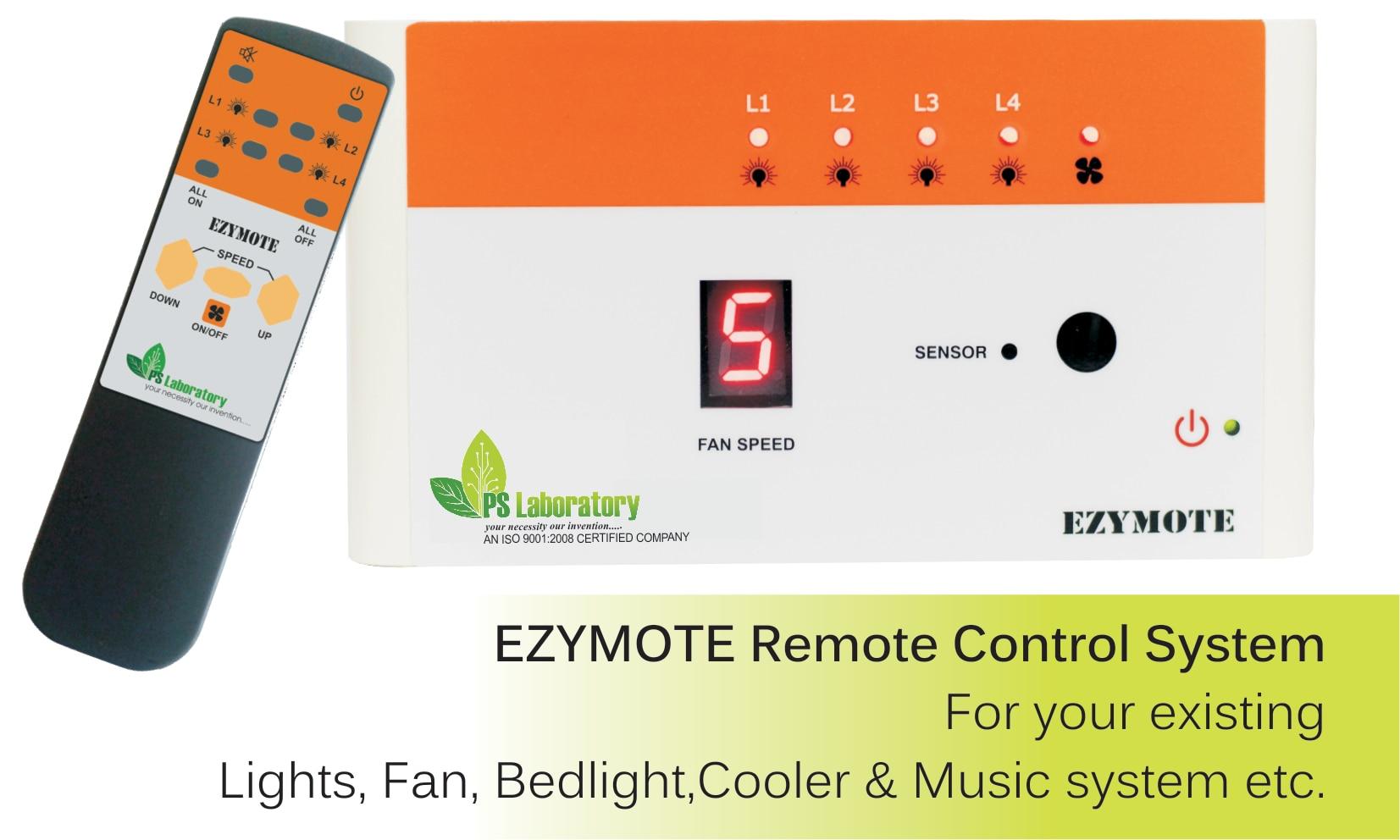 EZYMOTE Remote Control System
