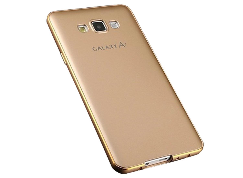 kruzdeals Bumper + back Case  For Samsung Galaxy A 7