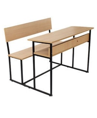 Education Institutional /School Bench Model-1