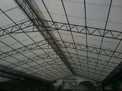 Corrugated Polycarbonate Sheets - LEXAN