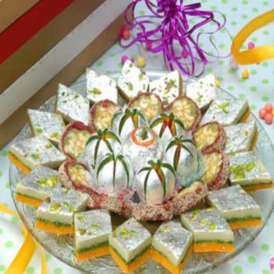 Sweets & Savouries