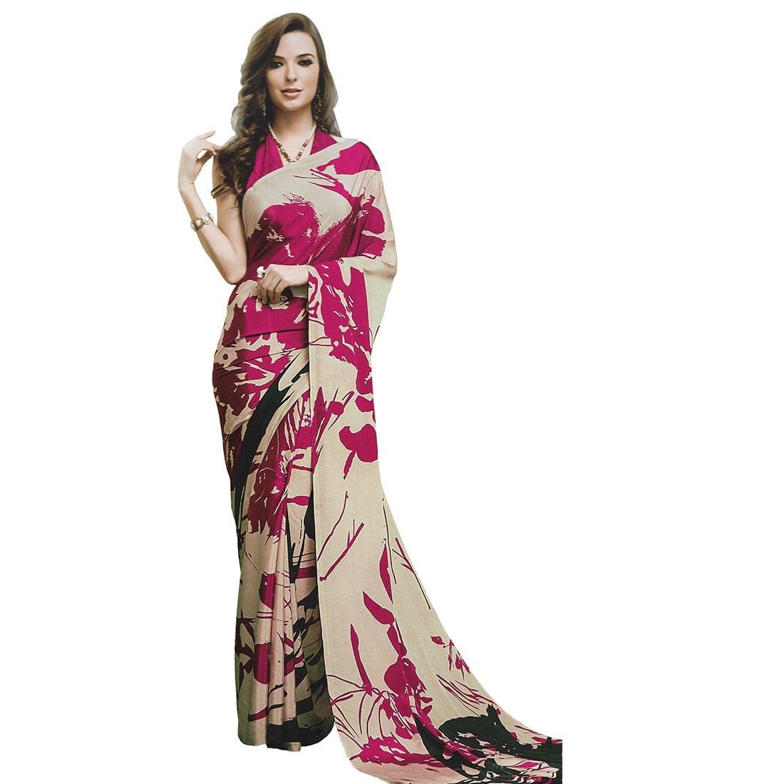 designer saree 8004