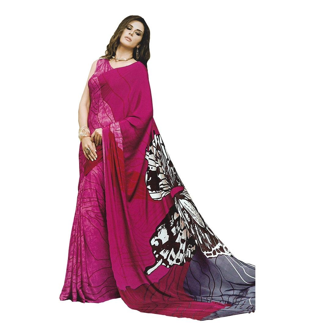 designer saree 8006