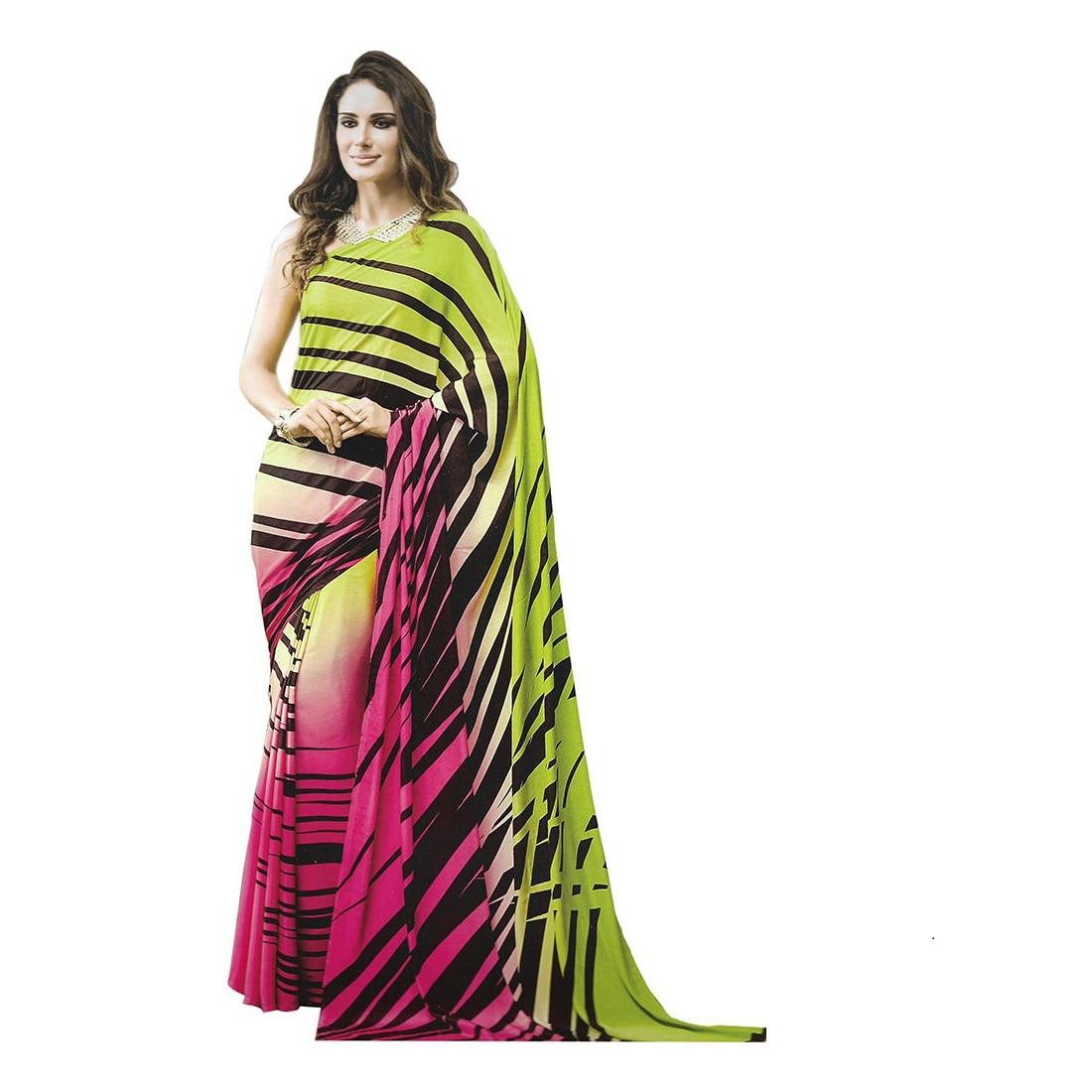 designer saree 8008