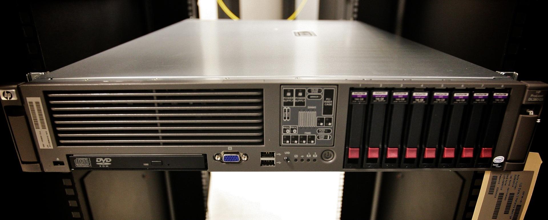 HP Proliant DL 380G5 Server