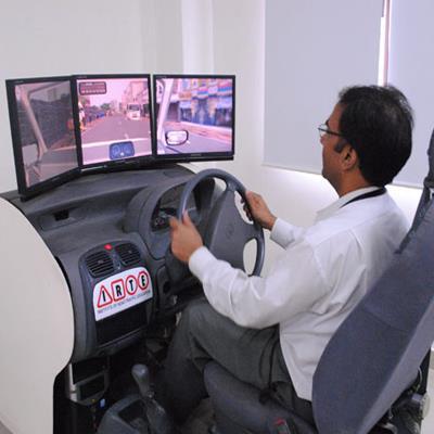 Motor Training School for Light Vehicle