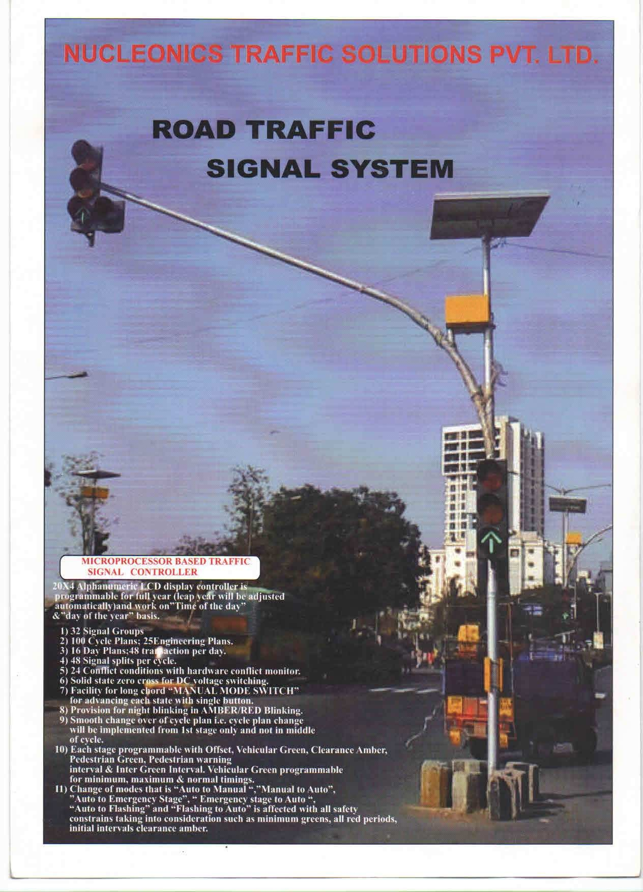 wireless traffic signal