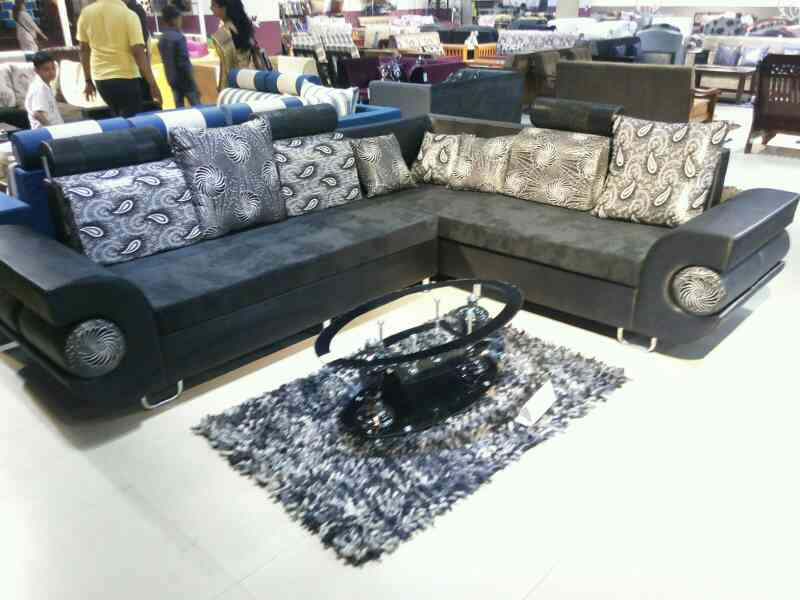 Bend Handel corner sofa set