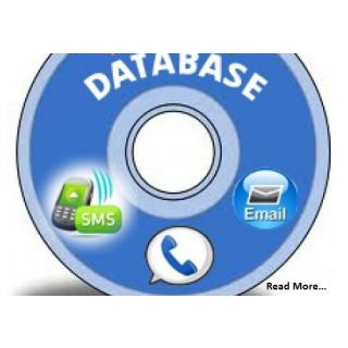 Haryana Mobile And E Mail Database With 4 GB Pen Drive