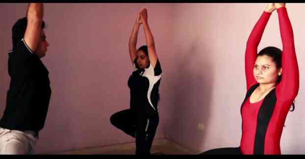 Power Yoga classes for weight loss