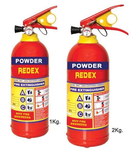 FIRE EXTINGUISHER - ABC DRY POWDER (STORED PRESSURE)