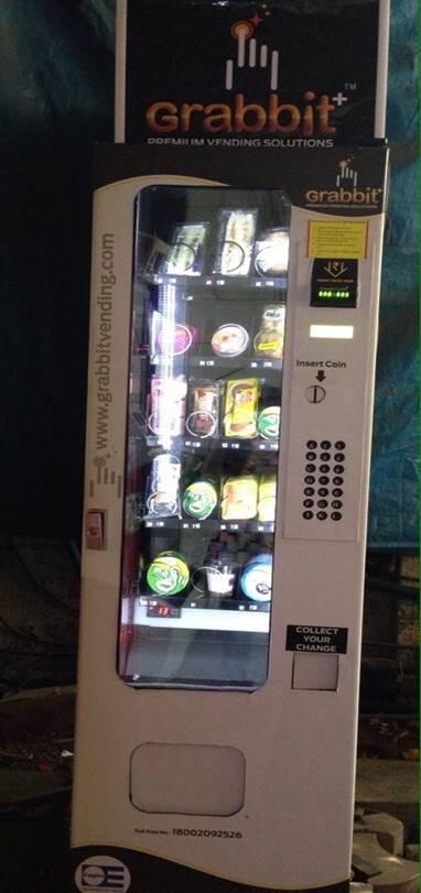 Perishable Vending Machine
