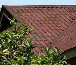 We are offering onduvilla corrugated tiles which are designed to give roof a pleasant look reminiscent of traditional clay tiles, while at the same time being extremely light. An exclusive 3 tone painting system ensures a natural texture on the tiles. These Onduvilla Tiles are made of a single layer of organic fibres and bitumen combined with resin.   We are majorly looking inquiries from Chennai, Coimbatore, Tiruchchirapalli, Madurai, Salem, Pondycherry, Thanjavur, Vellore, all over Tamil Nadu, Andhra Pradesh, Karnata, Banglore, mysore, Hubli, Belgaum, Mangalore, Mandiya and all states in India.