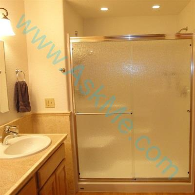 Shower Partitions
