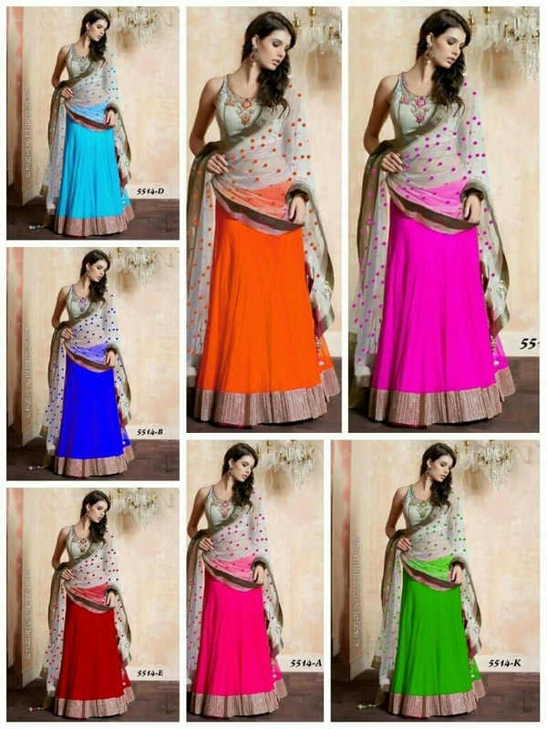 EXCLUSIVELY PARTY WEAR LEHENGA