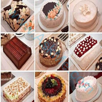 Bakery And Cake Items