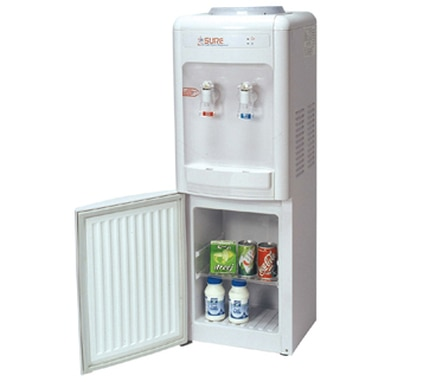 Water Dispenser with 16ltrs cap. fridge of Sure Brand