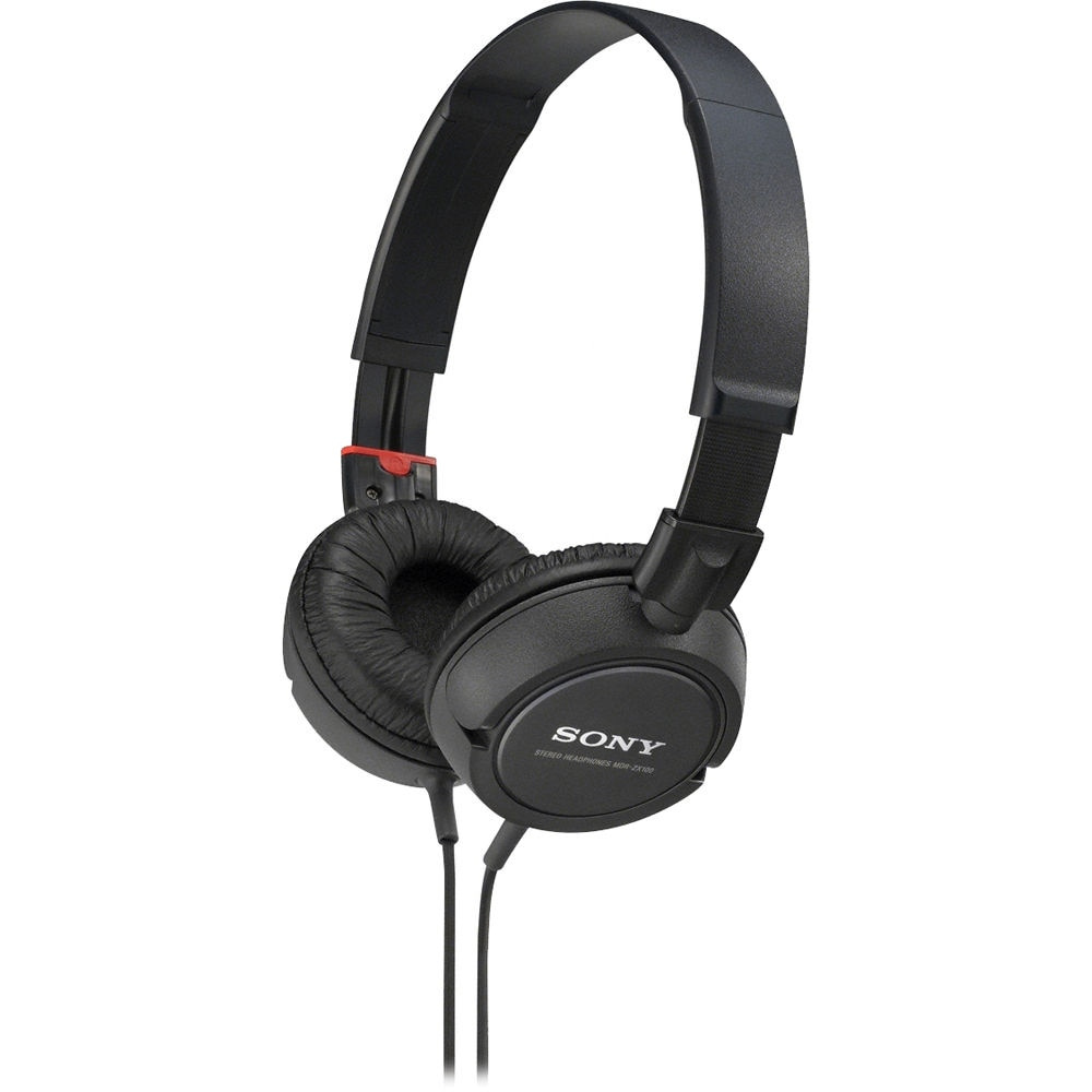 Sony MDR-ZX100 - Sound Monitoring Headphones