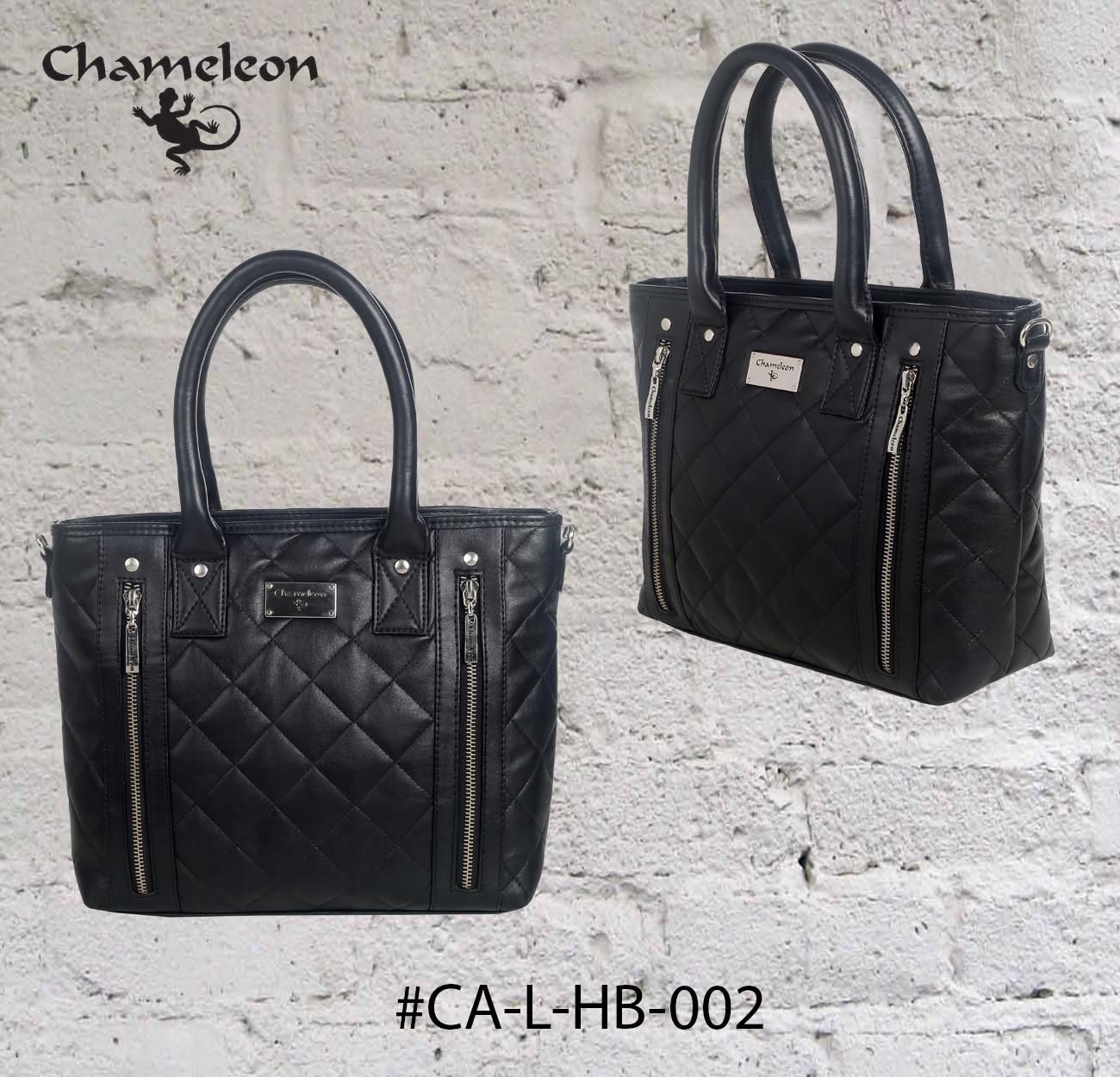 Ladies Black Quilted Handbag ( Purse ) latest design