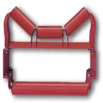 3 Roll Trough Belt Conveyor