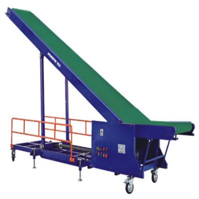 Portable Truck Loading Conveyor