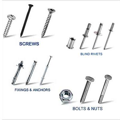 Fasteners- Indl