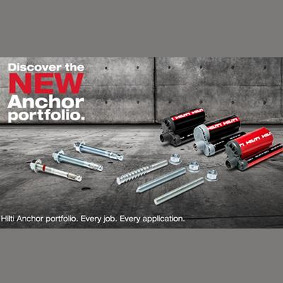 HILTI Anchor Products
