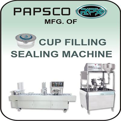 Fill & Sealing Machine