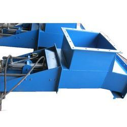Pusher Feeder Briquette