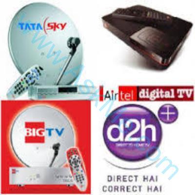 DTH TV Repair & Service