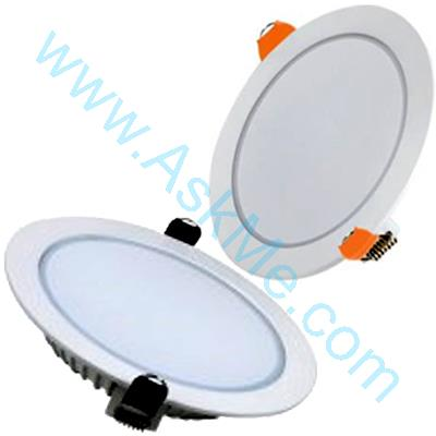 LED Round Down Light (SLRD) / LED Panel Light Round