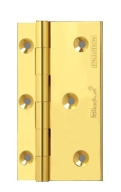 BRASS CUT HINGES WITH SS PIN 3