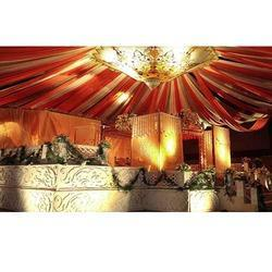 Draping Decoration Services offered involve service support of experienced professionals to offer quality draping solutions.
