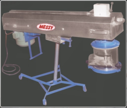 we are MANUFACTURER of FARSAN MACHINE in RAJKOT with different SIZE of CAPACITY.