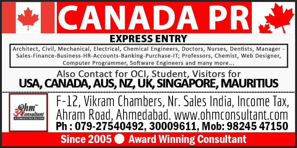 Canada PR under Express Entry