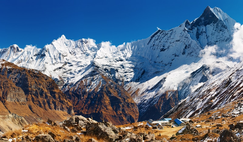 Nepal Tour Package - Nepal - The Land Of Himalayas