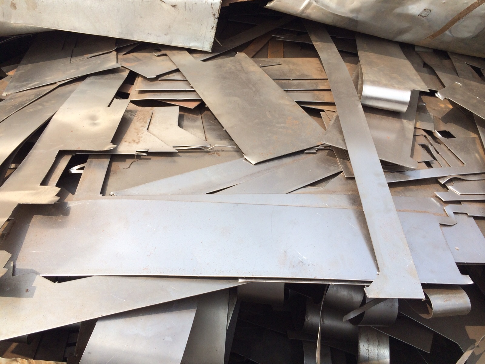 Cold Rolled Coil Sheet Scrap (