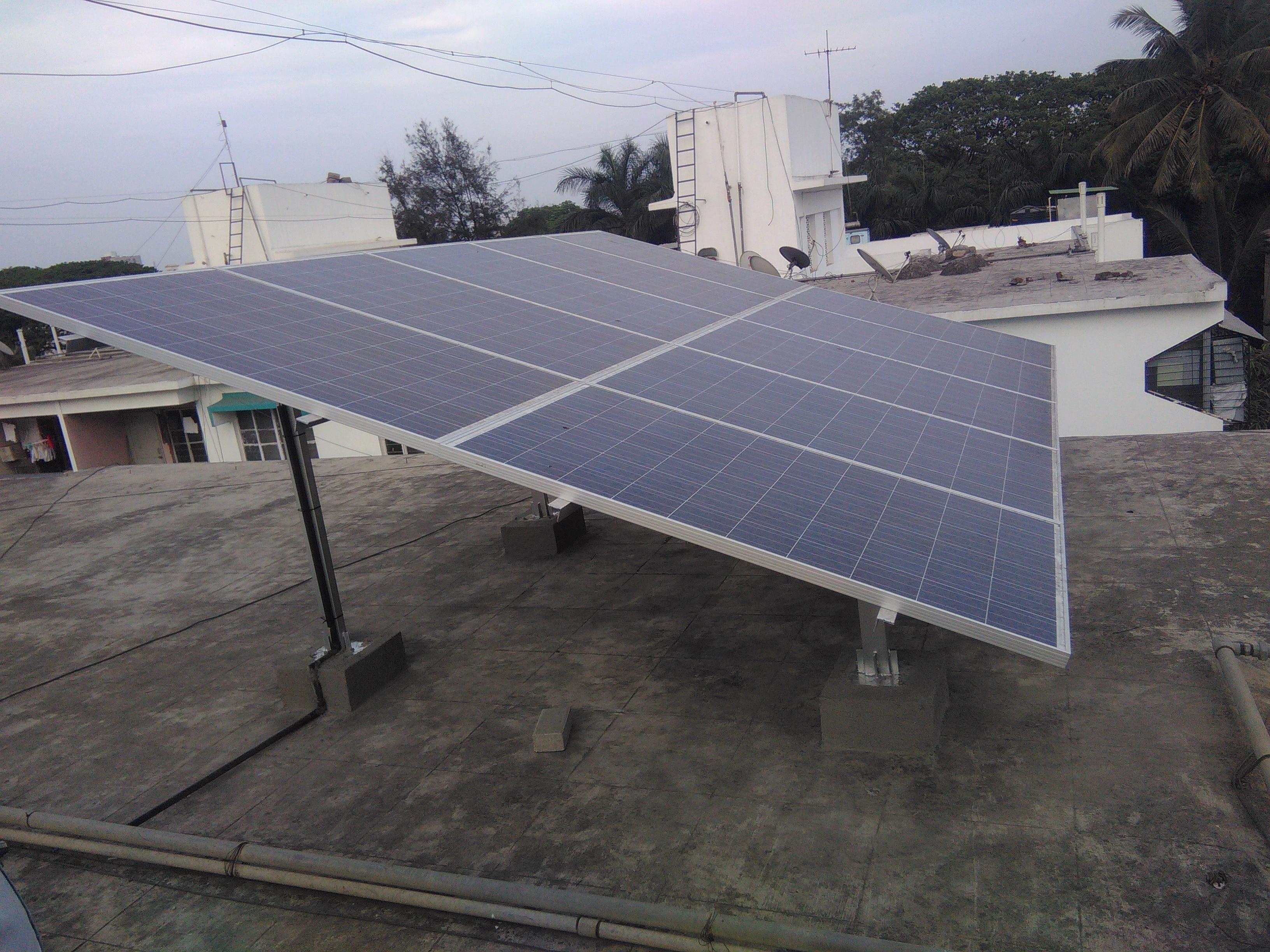 Solar Panels: Poly