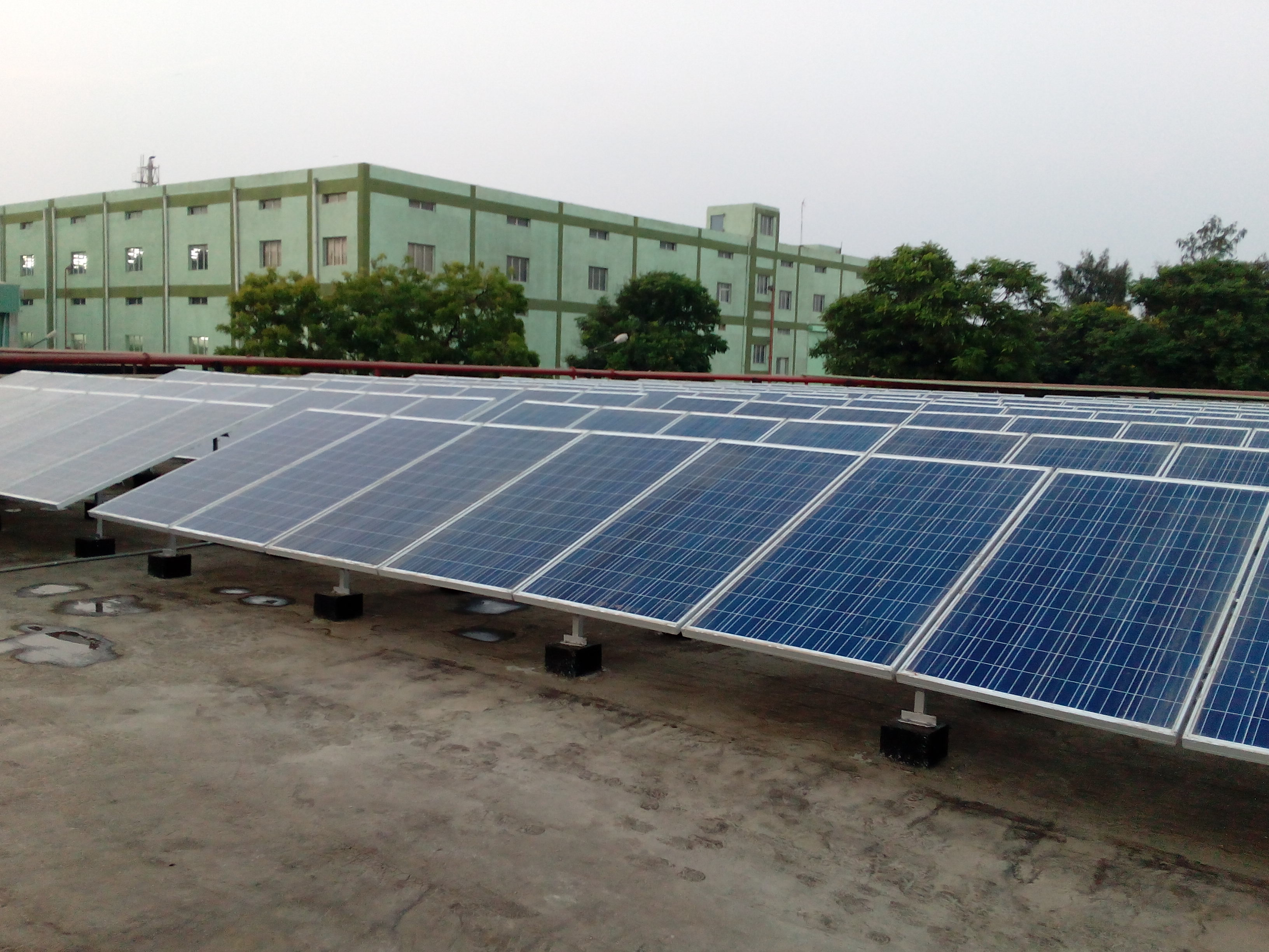 20 Kw - Solar Rooftop Plant