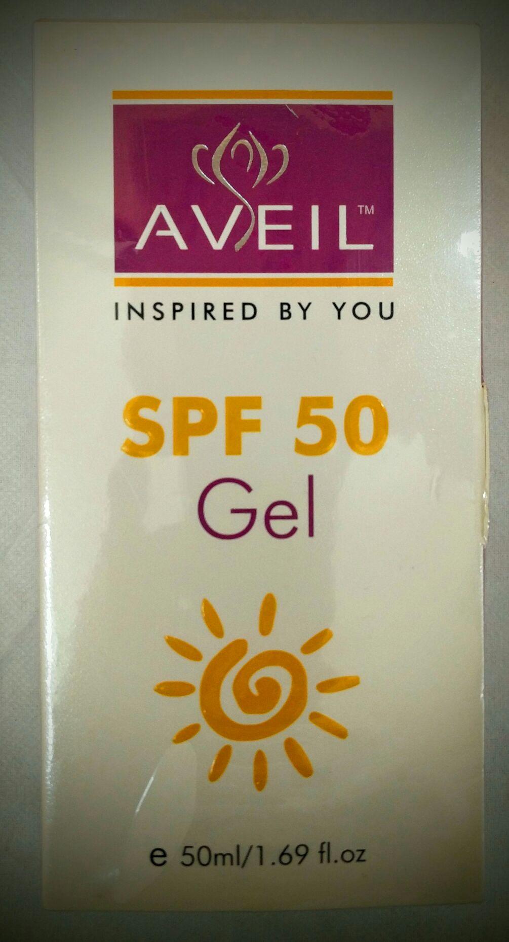 Aveil SPF 50 Gel