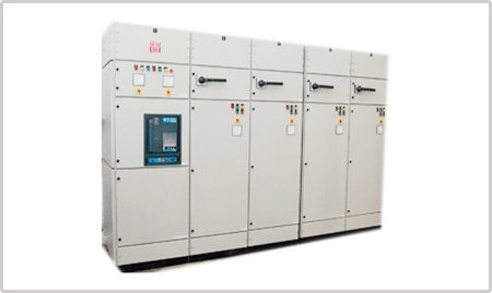 Automatic Power Factor Correction Panel (Apfc)