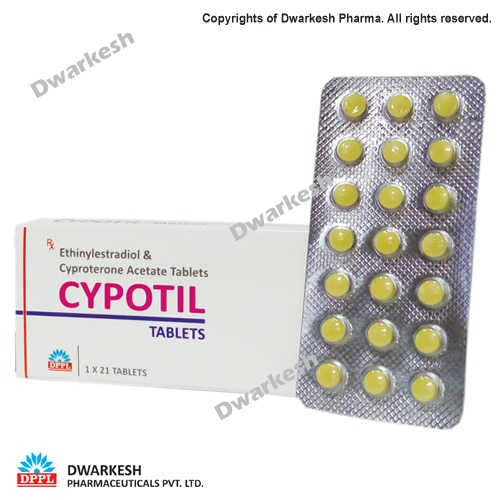 Ethinylestradiol & Cyproterone Acetate Tablets
