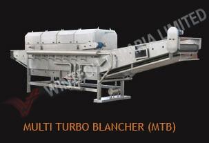 Multi Turbo Blancher (Mtb