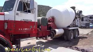 Concrete Mixing Work