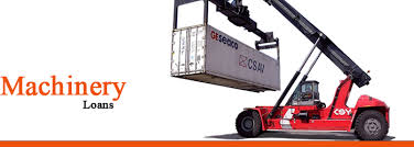 machinery loans process :  ---------  machinery purchase loan   machinery  loan in hyderabad,   machinery loan without security ,  ( company turnover above 1 crore  AND last 3 years IT whit audit file )   new machinery loans   Having reliable machinery and equipment is dominant for your business success. .  we can provide fast and solid machinery and equipment loans that fit your individual business needs and cash flow situation..