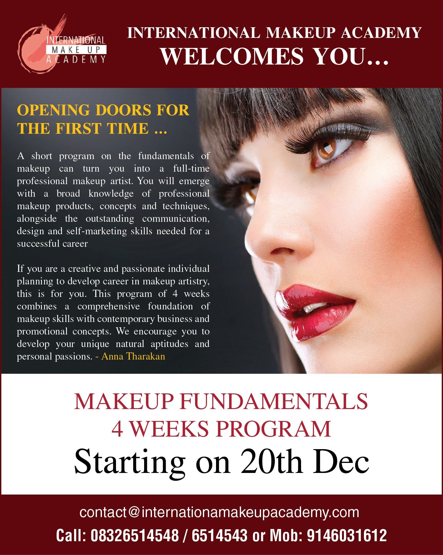 Makeup Fundamentals
