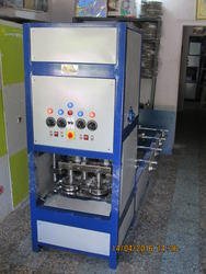 Double Die Dona And Thali Double Roll Machine